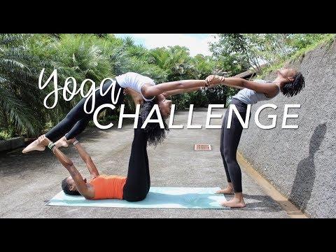 the yoga challenge  youtube