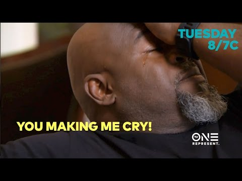 Tamela Mann Makes Her Husband Cry  The Manns  TV One