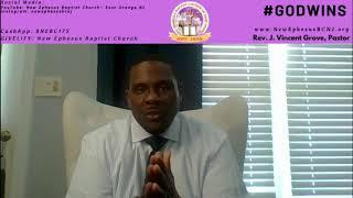 New Ephesus Baptist Church- East Orange, NJ Live Stream