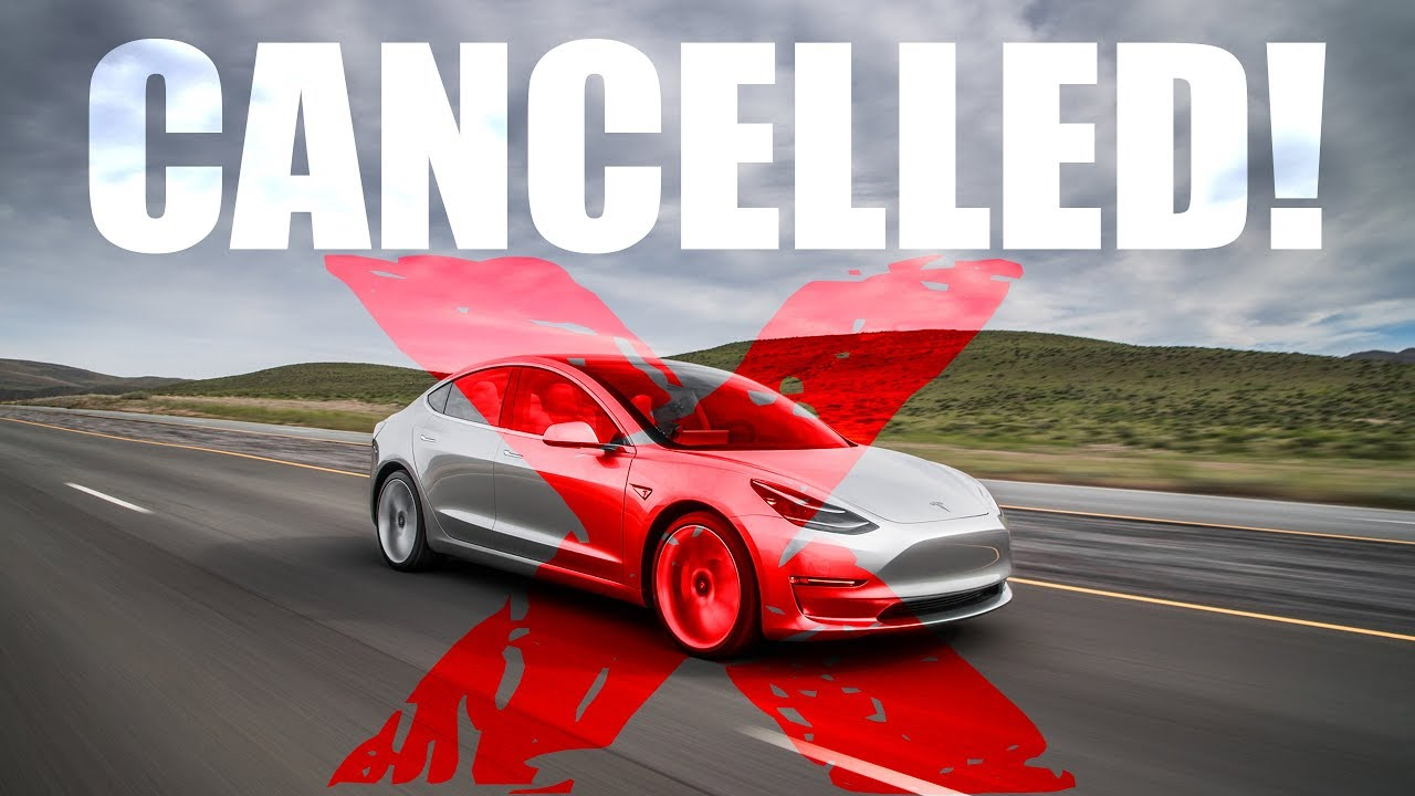 Why I Might Cancel My Tesla Model 3 Order