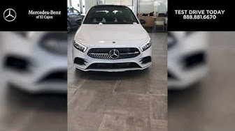 Test Drive the 2019 Mercedes Benz A220 near San Diego |  MB of El Cajon