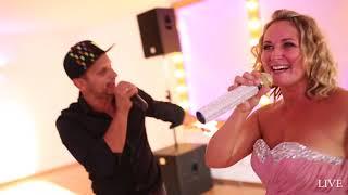 Русская немецкая свадьба в Германии. Russisch Deutsche Hochzeit. Musikband Dotschki.  Gastwerk Event