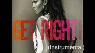 Jennifer Lopez - Get Right (Instrumental)