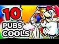 10 PUBS COOLS DE JEUX VIDEO