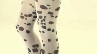 Uk Tights - Tiffany Quinn Dalmatian Tights