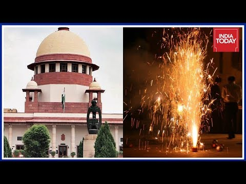 Will Supreme Court Review Ban On Sale Of Firecrackers ? | Burning Question