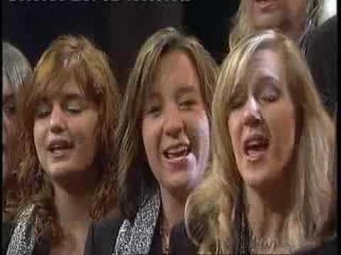 Gotthilf Fischer & Chor - Ode an die Freude (Ode to Joy) 2008