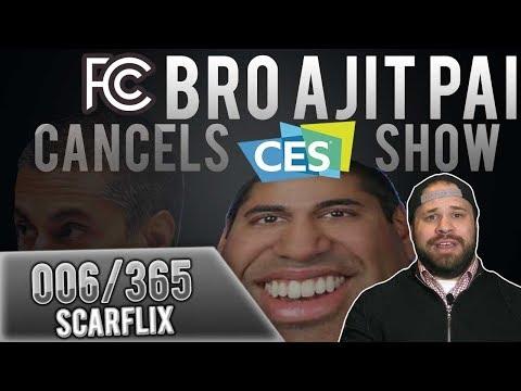 FCC Chairman Ajit Pai Cancels CES Appearance [006] Mp3