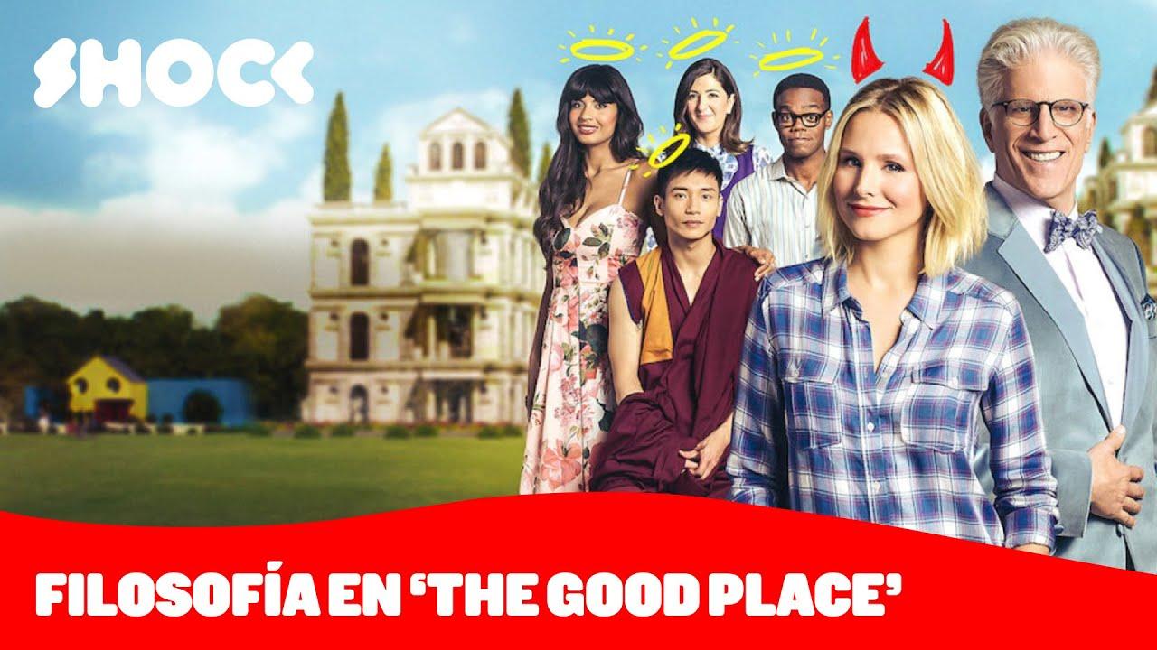 Lecciones de filosofía en 'The Good Place' - Shock