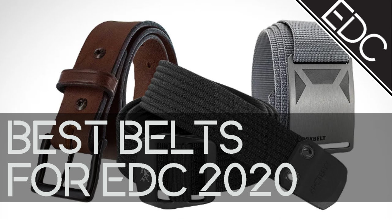 The 10 Best Belts For Edc In 2020 Everyday Carry This is a high quality better for covert everyday carry (edc). the 10 best belts for edc in 2020