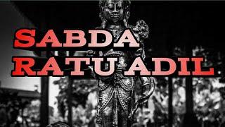 Download lagu Heboh sabda ratu adil MP3