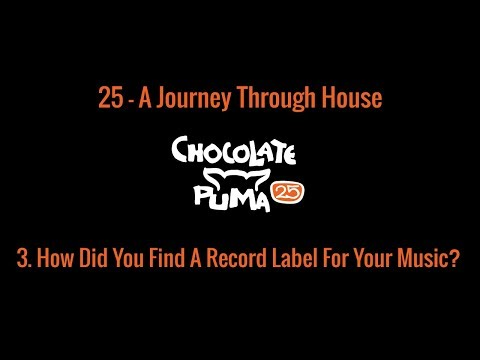 3. How Did You Find A Record Label For Your Music?