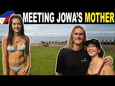 MEETING FILIPINA GIRLFRIEND'S MOTHER! 🇵🇭 My Christmas in The Philippines