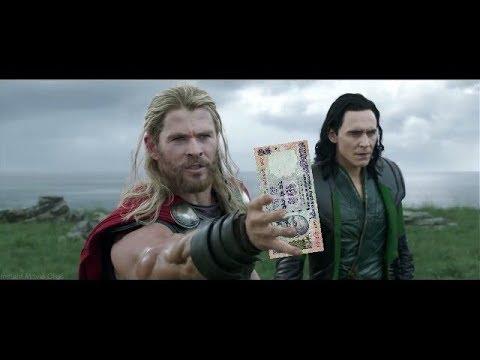 Thor Ragnarok- Thor in debt of Hela |...