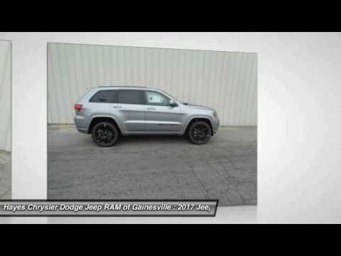 2017 jeep grand cherokee gainesville ga g743010 youtube. Black Bedroom Furniture Sets. Home Design Ideas