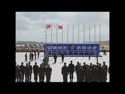 الصين تحتضن مبارزات عسكرية بين مجموعة جيوش  - نشر قبل 5 ساعة