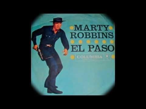Marty Robbins sings El Paso
