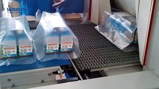 видео термоупаковка продукции