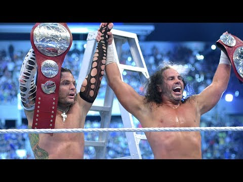 """Portugal. The Man's """"Live In The Moment"""" Is Featured In WWE 24: Hardys - Woken, On WWE Network"""