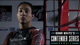 Dana White's Contender Series Brasil – Uma Chance no UFC: Taila Santos