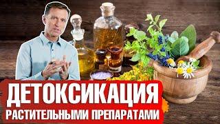 постер к видео ДЕТОКСИКАЦИЯ ОРГАНИЗМА: какие растительные препараты помогут?