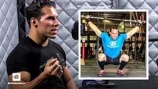 Craig Capurso on Bodybuilding vs CrossFit