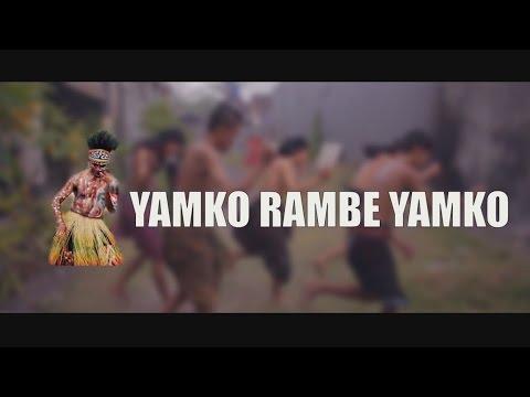 Tari Yamko Rambe Yamko Papua