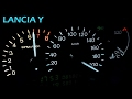 Lancia Y 1.2 16v 86cv - Top Speed (+215 km/h)