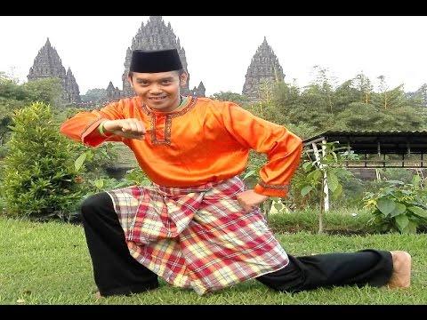 Tutorial ZAPIN DANCE - Learn The Steps - Malay Folk Dance [HD]