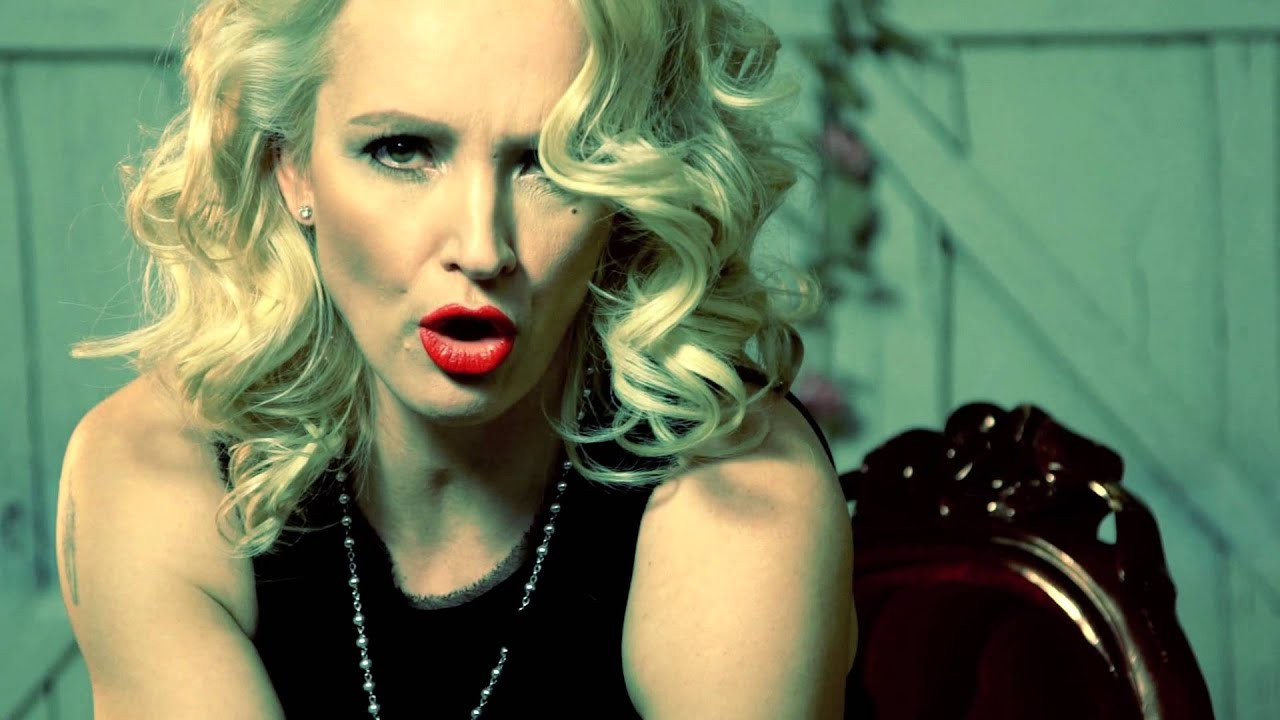 Salme Dahlstrom Sexy Punk Official Video