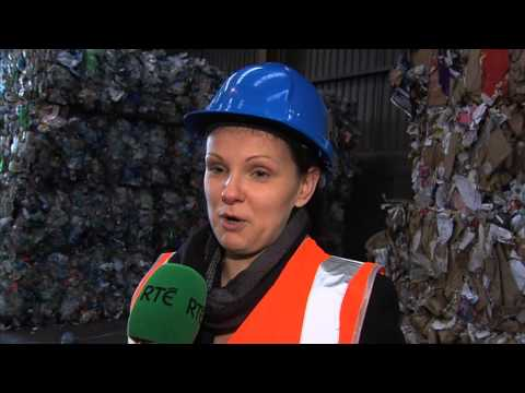 Recycling -- RTÉ's Morning Edition
