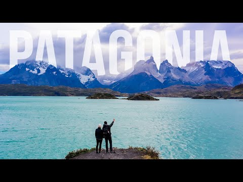 EXPLORING TORRES DEL PAINE IN PATAGONIA ⛰ Torres Del Paine Day Trek | Latin America Travel Series 15