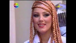Petek Dinçöz   Keloglan Kara Prens'e Karsi Filmi Hakkında Röportaj   Uçan Kuş, Show Tv ( 2005 )
