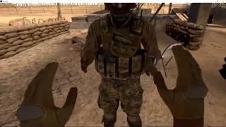 Virtual military basic training [Onward]