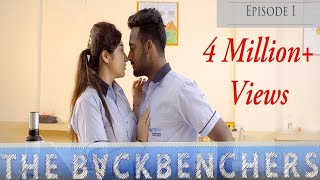School Life - The BackBenchers | Web Series | Episode 1| Teenage Love Story