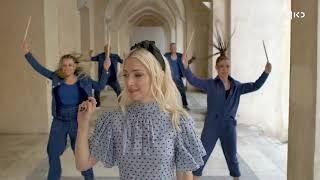 Postcard of Kate Miller-Heidke from Australia 🇦🇺 - KAN | Eurovision 2019