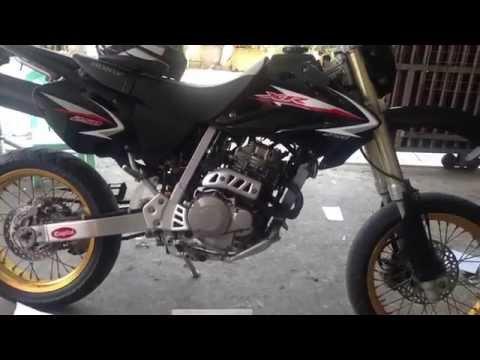 Honda xr250r top motorcycle new stamp | xr250r best style