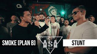 SLOVO: SMOKE[PLANB] vs STUNT (BPM) | МИНСК