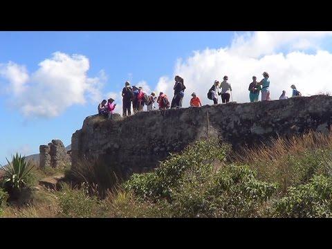 """CEC _ Parque Nacional El Avila – Camino de los Españoles """"La Guaira a Caracas"""""""