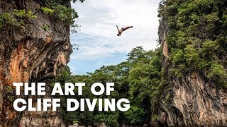 How to master the art of cliff diving
