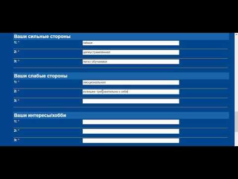 Анкета Аэрофлота: как правильно заполнить (flywithengllish)
