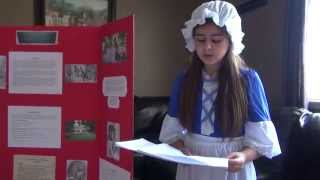 Phillis Wheatley Biography by Ariana Molkara at the age of 10