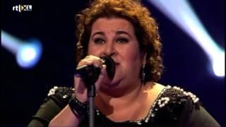 Barbara Straathof - Diamonds | Live Show 4 | The Voice Of Holland 2012
