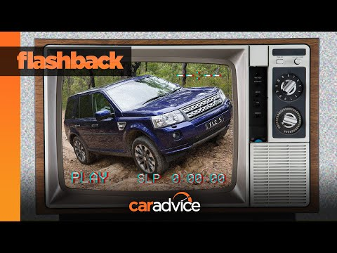 Land Rover Freelander 2 off-road review and road test