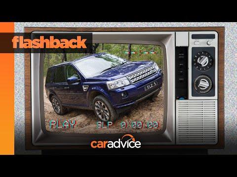 land rover freelander 2 off road review and road test. Black Bedroom Furniture Sets. Home Design Ideas