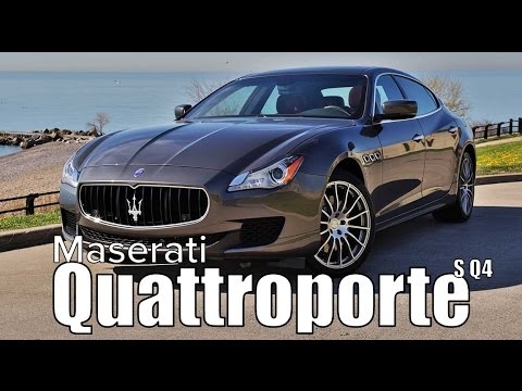 2016 Maserati Quattroporte S Q4 Review: Quick Take