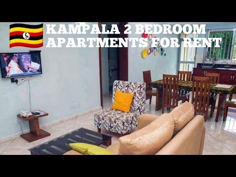 INSIDE 2 BEDROOM APARTMENTS In Kampala,UGANDA | 2020