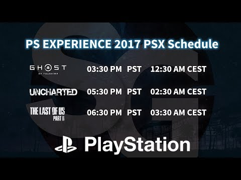 PlayStation Experience 2017 | UNCHARTED | Live Stream HD