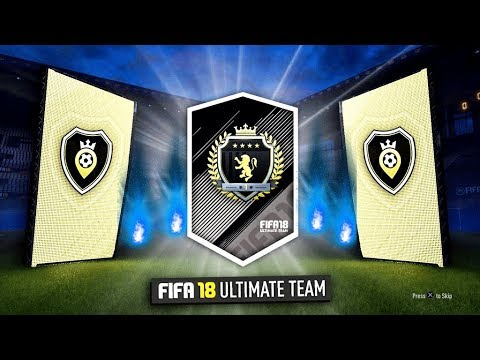 MY ELITE 1 SQUAD BATTLE REWARDS! - FIFA 18 ULTIMATE TEAM