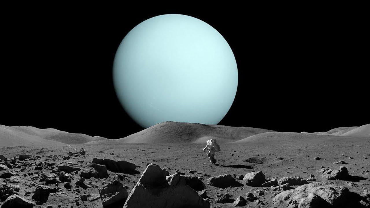 اللقطات الأولي لتصوير كوكب أورانوس لن تصدق ما ستراه